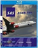 SAS Scandinavian Airlines Airbus A340-300 [Blu-ray]