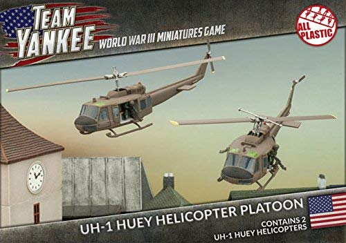 Team Yankee: United States: UH-1 Huey Transport Platoon