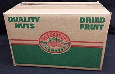 Dried Peaches - XF Peaches - Bulk - 5 lb. Box
