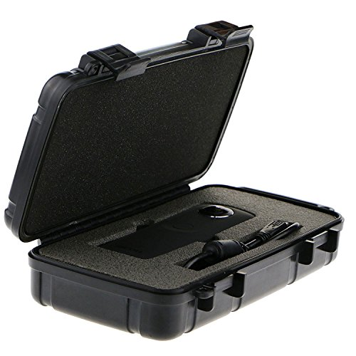 EEEKit Water Resistant Travel Hard Case,Shockproof Carrying