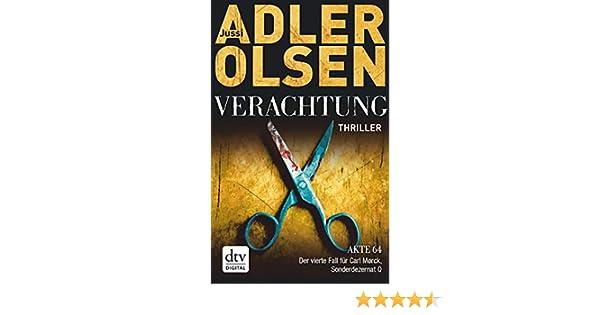Adler Olsen Verachtung Ebook