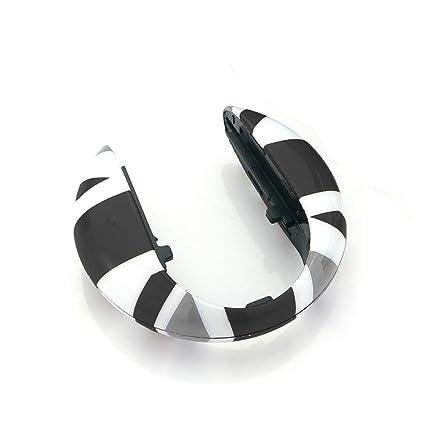QIDIAN - Funda para Llavero, diseño de Cuerda, para Mini Cooper Accesorios para Mini Countryman F60 F54 F55 F56 F57 Clubman Car