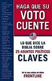 Haga Que Su Voto Cuente, Editors Frontline, 1599791358