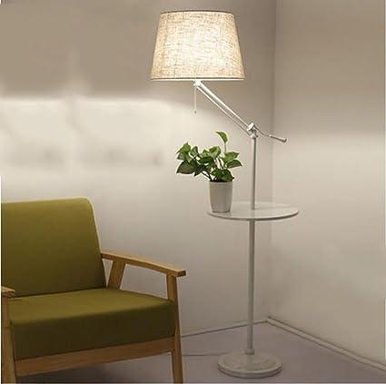 FAFZ Lámparas de cabecera Lámpara de Mesa de Dormitorio de ...