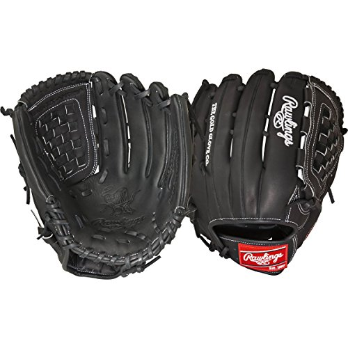 Rawlings Heart of The Hide Softball Glove, Regular, Basket-Web, 12 Inch