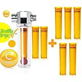 UBS Vfs-f+vcf-05 Luxury Vita-fresh Shower Filter with 7 Vitamin C...