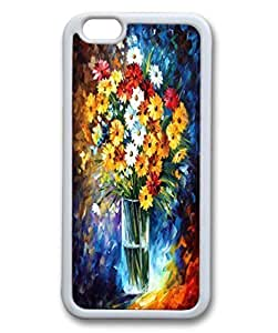 Andre-For Ipod Touch 4 Phone Case Cover Flowers Oil Painting Hard for @ wPeQeNgOQ8v For Ipod Touch 4 Phone Case Cover