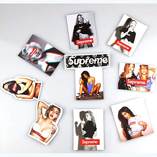 Buy supreme skateboarding stickers