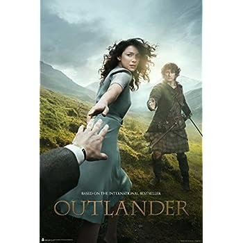 Outlander -Key Art Poster 24 x 36in