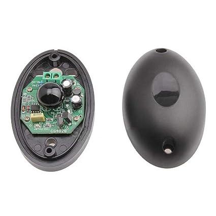 AB0-20 único rayo infrarrojo del sensor de alarma 20M detector infrarrojo fotoeléctrico Para el