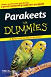 Parakeets For Dummies