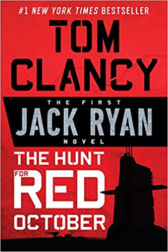 The Hunt For Red October Narrated By Frank Muller - Tom Clancy