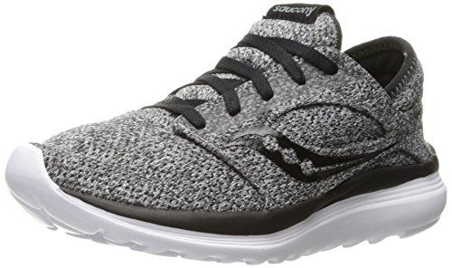 Saucony Women's Kineta Relay Running Shoe, Maru/White, 9 M US