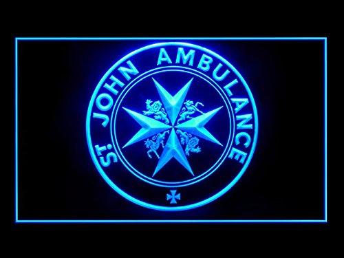 St John Ambulance Bar Led Light Sign (St John Ambulance Sign)