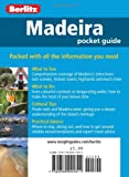 Front cover for the book Berlitz Pocket Guide Madeira by Berlitz