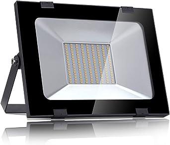 100w Foco led exterior,Led Proyector para Exterior Iluminación ...