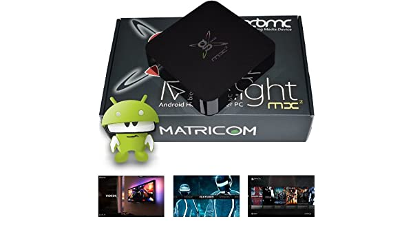 G-Box Midnight MX2 Android 4.2 Jelly Bean Dual Core XBMC ...