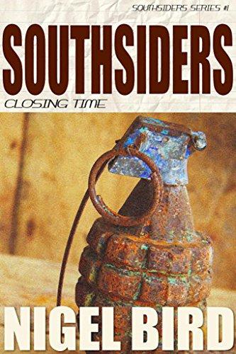 Southsiders - Closing Time: Jesse Garon #4 by [Bird, Nigel]