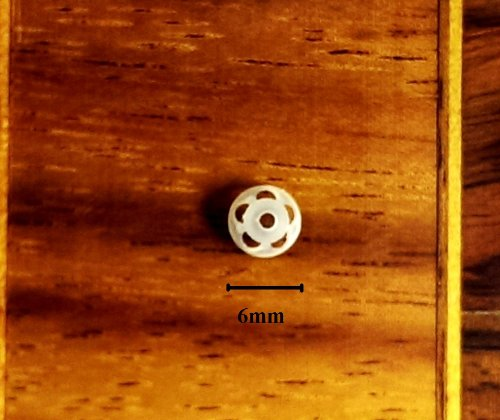 Siemens Life Tip Domes 10-pack (6mm (Siemens Bte Hearing Aids)
