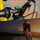Bike Rear Lights, Indicator Bicycle Tail