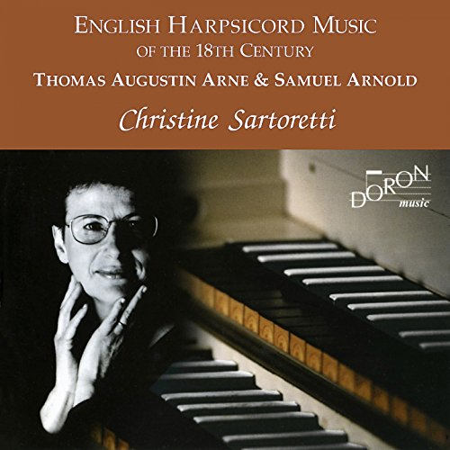 18th Century Harpsichord Music - English Harpsichord Music of the 18th Century