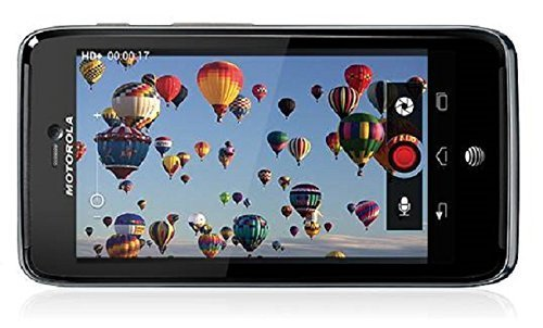 Motorola Atrix HD MB886 4G LTE Android Smart Phone (GSM Unlocked) - Dual-Core, 8MP Camera - Black
