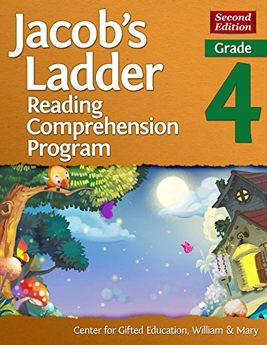 Jacob's Ladder Reading Comprehension Program: Grade 4 (2nd ed.)