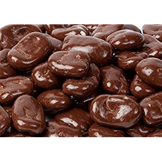 Dark Chocolate Covered Pecans with Erythritol (6 Pack) - LC Foods - Low Carb - All Natural - Paleo - Gluten Free - No Sugar - Diabetic Friendly - 3.2 oz Each