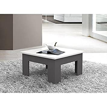 Amazonde Finlandek Table Basse Pilvi Style Contemporain Blanc Et