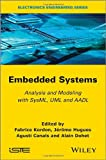Embedded Systems : Analysis and Modeling with SysML, UML and AADL, J?r?me Hugues, 1848215002