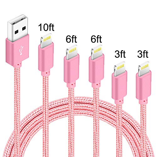 Lightning Certified Braided Charger Compatible product image