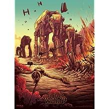 Star Wars Episode VIII The Last Jedi Exclusive 9.5 x 13 AMC IMAX Mini Promo Poster 2 of 4
