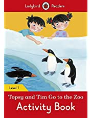 Go to the Zoo Activity Book: Ladybird Readers Level 1