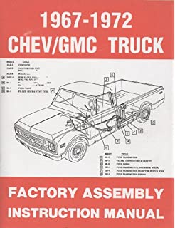 Chevrolet gmc pick ups 1967 thru 1987 haynes repair manual 1967 1972 chevygmc truck factory assembly instruction manual fandeluxe Image collections