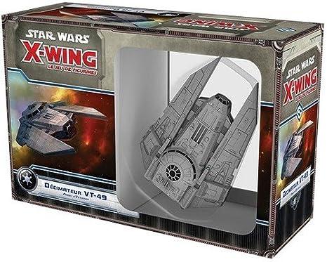 X-wing Miniatures Game - Juego de Miniatura Star Wars, para 2 Jugadores (FFGSWX24) (versión en inglés): Fantasy Flight Games: Amazon.es: Juguetes y juegos