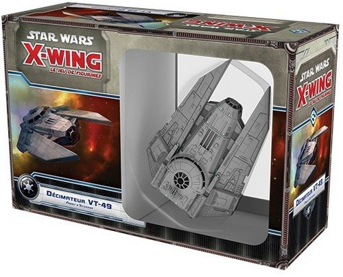 Star Wars: X-Wing - VT-49 Decimator for sale  Delivered anywhere in USA