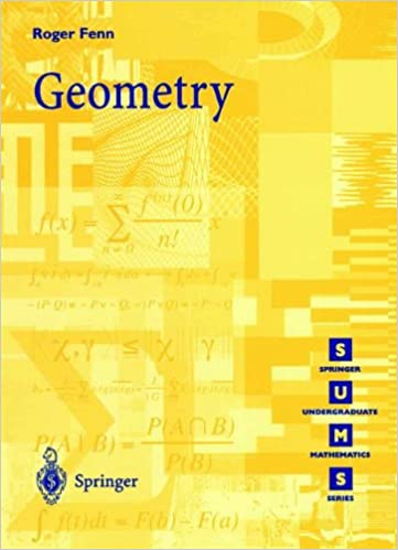 geometry springer undergraduate mathematics series roger fenn  geometry springer undergraduate mathematics series roger fenn 9781852330583 com books