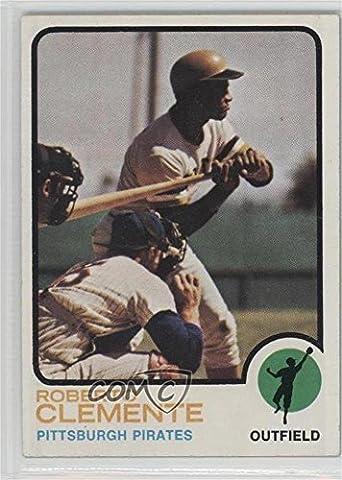 Roberto Clemente (Baseball Card) 1973 Topps - [Base] #50 - 1973 Baseball