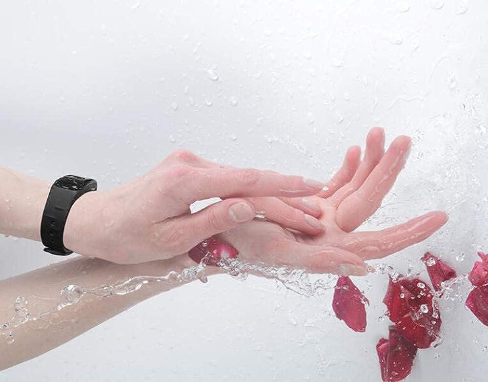 Bracelet Étanche Intelligent Surveillance De La Fréquence Cardiaque du Tracker Fitness Étape De L'Écran Couleur pour Homme Et Femme Montre Active À Puce Purple