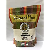 5lb. Organic, Sprouted White Wheat Flour