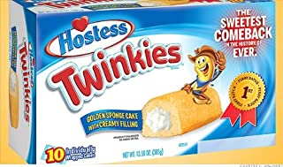 product image for Hostess Twinkies NEW 1st Batch Label Snack Cakes 13.58oz (2 Pack)