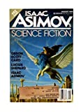 Isaac Asimov's Science Fiction Magazine, August 1989