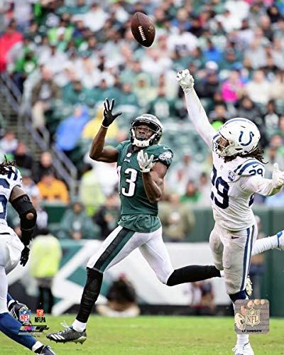 "Nelson Agholor Philadelphia Eagles 2018 Action Photo (Size: 8"" x 10"")"