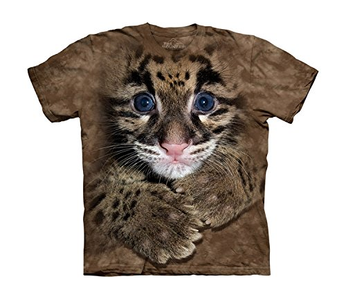 The Mountain Kids 100% Cotton Clouded Leopard USA Smithso...