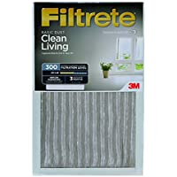 3M 301DC-6 Filtrate Dust Reduction Filter, 16 x 25 x 1