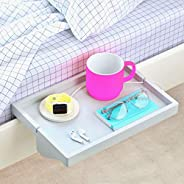 BedShelfie The Original Bedside Shelf for Bed and Bunk Bed Shelf 4 Colors / 5 Styles As Seen On Business Insid