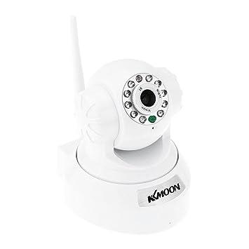 Amazon Com Kkmoon Hd 1 0mp Wireless Security Wifi Ip Camera Pnp