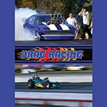 Drag Racing Audiobook by Nicki Clausen-Grace Narrated by  Rourke Publishing
