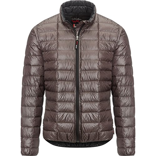 (Western Mountaineering QuickFlash Down Jacket - Men's Clay, M)