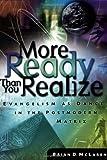 More Ready Than You Realize, Brian D. McLaren, 0310239648